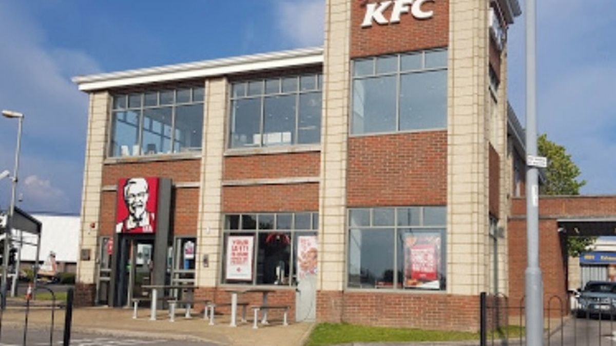 KFC customer hit with £60 parking fine after sitting in busy queue at drive-through