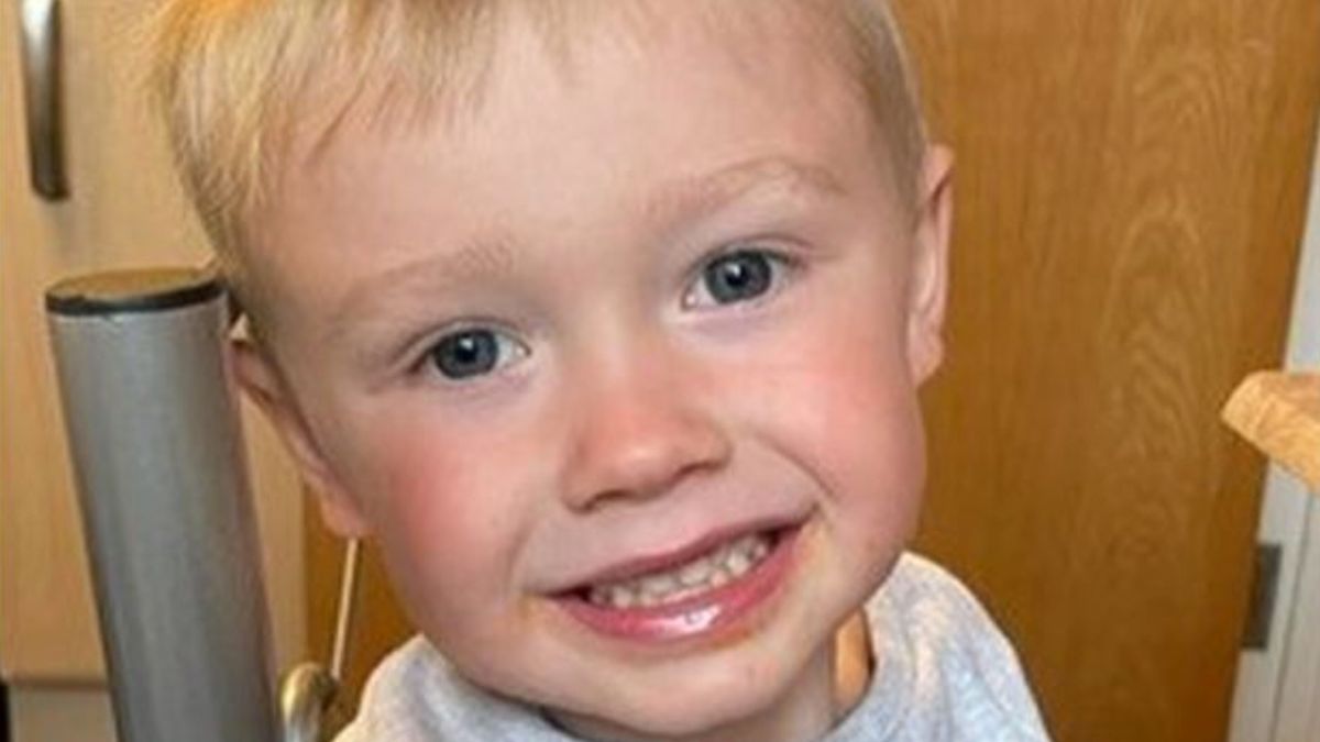 Heartbroken mum of boy, 3, killed on family farm said he loved going on tractor with dad