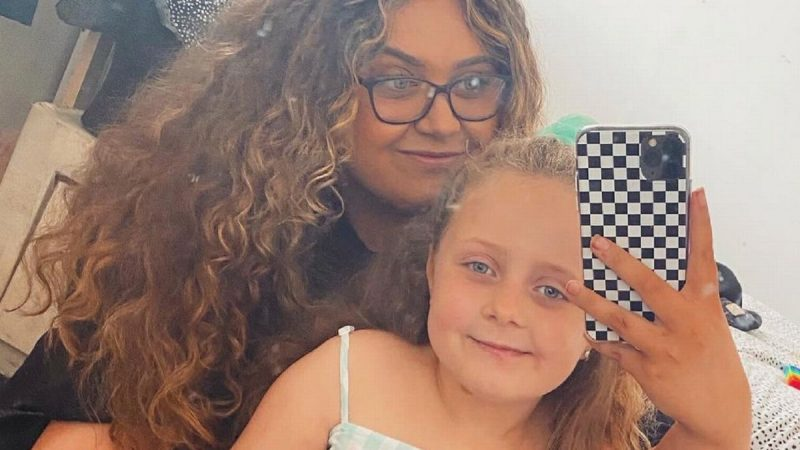 Mum and daughter dubbed 'Real life Rapunzels' have four feet of hair between them